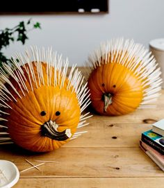Age-by-Age Guide to Pumpkin Decorating - - Whether your kids are little or big, advanced makers or novices, let them use their gourd and take the lead on these pumpkin crafts. Pumpkin Crafts, Pumpkin Recipes, Fall Recipes, Pumpkin Ideas, Pumpkin Pumpkin, Pumpkin Faces, Pumpkin Cookies, Healthy Pumpkin, Recipes Dinner
