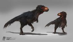 Tyrannosaurus Rex by Raph04art.deviantart.com on @DeviantArt