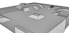 How to Design a Skate Park #stepbystep