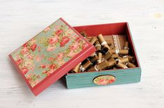 Mum Memory Box Kits Mother's Day Gift Gift for Mum by ShabbyGifts