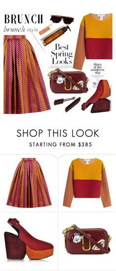 """""""special for mom"""" by nataskaz ❤ liked on Polyvore featuring House of Holland, H&M, Philosophy di Lorenzo Serafini, Robert Clergerie and Marc Jacobs"""