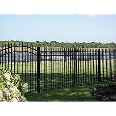 Fence Madison 483 arched gate- DIY