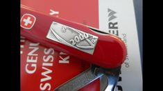 Wenger Delemont Millennium 2000 Tactical Knives, Swiss Army Knife, Thing 1 Thing 2, Switzerland, Youtube, Watch, Nature, Collection, Style