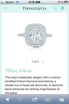 In love with this ring <3