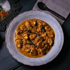Chicken Chettinad  #curry #india #indianfood #indiancuisine #cuisine #food #recipe #foodinspiration #travelfood #authenticindia Indian Food Recipes, Ethnic Recipes, Tyga, Food Inspiration, Curry, Tasty, Dishes, Chicken, Curries
