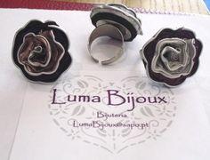 Anéis cápsulas café Nespresso - LumaBijoux