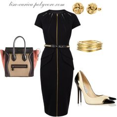 """""""Business Day - Work"""" by lisa-eurica on Polyvore"""