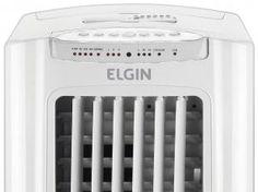 Climatizador de Ar Elgin 3 Velocidades - Purificador/Resfriar/Umidificador - 45FCE7500BR