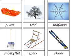 Vinter 3 delar -beställning