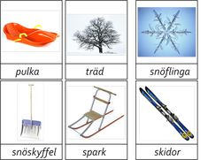 Vinter 3 delar -beställning Learn Swedish, Swedish Language, Maila, Montessori, Work Hard, Activities For Kids, Education, Learning, School