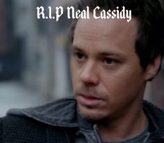 And then all of the OUAT fandom mourned the death of beloved son, father and friend Neal Cassidy/ Baelfire.