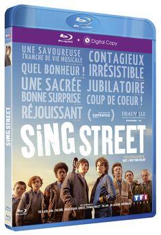 A l'occasion de la sortie en Blu-Ray et DVD de Sing Street de John Carney le 28 février 2017, Les Chroniques De Cliffhanger & Co en partenariat avec TF1Vidéo vous font gagner 2 blu-ray du film …