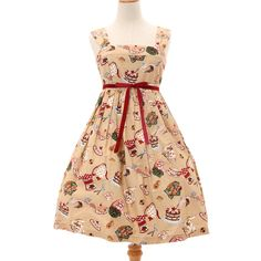 http://www.wunderwelt.jp/products/detail3626.html ☆ ·.. · ° ☆ ·.. · ° ☆ ·.. · ° ☆ ·.. · ° ☆ ·.. · ° ☆ Tea Time sleeveless dress Emily Temple cute ☆ ·.. · ° ☆ How to order ☆ ·.. · ° ☆  http://www.wunderwelt.jp/blog/5022 ☆ ·.. · ☆ Japanese Vintage Lolita clothing shop Wunderwelt ☆ ·.. · ☆ #egl