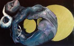 Catawiki, pagina di aste on line  Chiara Luna Colombaro - 2 opere