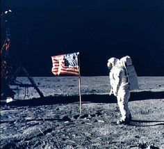The First Apollo Mission.