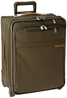 076e158d429 Travel · Briggs  amp  Riley   Baseline Luggage Baseline International  Carry-On Wide Body Upright Suitcase