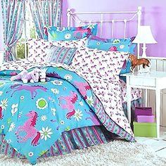 Horse Comforter Sets Girls