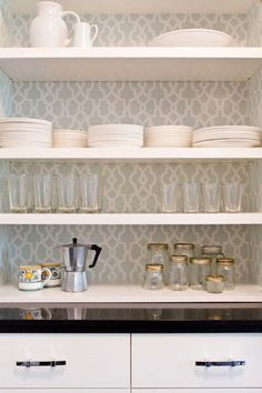 6 Clever Ways to Customize Kitchen Cabinets With Contact Paper