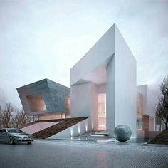 """soudasouda: """"Villa Jeddah Two designed by Creato Arquitectos. via- architecture, design Posted to Souda's Tumblr From the Pinterest Board: Architecture - Modern Buildings, Monuments, Landmarks, & More """""""
