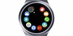 Lee Así luce el nuevo smartwatch de Samsung que competirá con el Apple Watch.
