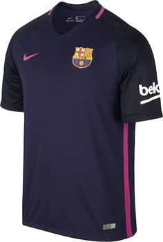 a749cb3cece Nike Mens FC Barcelona Stadium Jersey-PURPLE DYNASTY The FC Barcelona  Stadium Away Men s Soccer Jersey provides lightweight comfort for everyday  wear.
