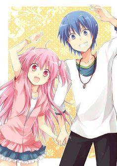 couple anime happy - Buscar con Google