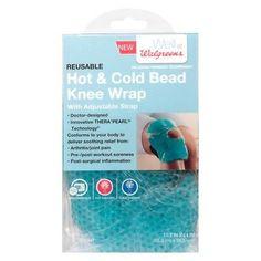 a53c616d0d Walgreens Hot/Cold Beads Knee Wrap - 1 ea Knee Wraps, Rheumatoid Arthritis  Symptoms