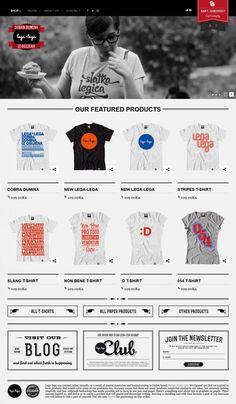 Lega-lega online shop