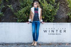 TIFFOSI KIDS | Looks Like Winter http://www.tiffosi.com/lookbook/kids.html ‪#‎tiffosi‬ ‪#‎tiffosikids‬ ‪#‎jeans‬ ‪#‎denim‬ ‪#‎girlcollection‬ ‪#‎fw15‬ ‪#‎fwcollection‬ ‪#‎collection‬ ‪#‎kids‬ ‪#‎trend‬