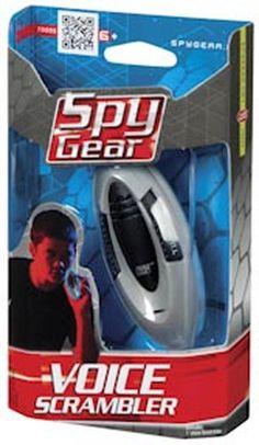 Amazon.com: Spy Voice Scrambler: Toys & Games