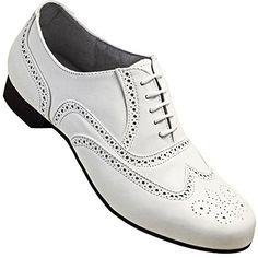 Aris Allen Men's 1930s White Spectator Wingtip Dance Shoe... https://www.amazon.com/dp/B017Y0CKJM/ref=cm_sw_r_pi_dp_-VNLxbPGRRBZ9