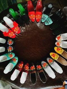Szegedi papucs – újratöltve | Marie Claire Folk Dance, Historical Clothing, Manolo Blahnik, Marie Claire, Hungary, Footwear, Times, Photos, Dress