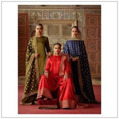 Explore the most extensive collection of Sabyasachi suits. His stylish outfits are must-haves for every ethnic wardrobe. Sabyasachi Collection, Bridal Lehenga Collection, Sabyasachi Suits, Salwar Suits, Punjabi Suits, Indian Dresses, Indian Outfits, Stylish Dresses, Stylish Outfits
