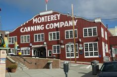 Monterey, California  love  and the nearby city of Carmel