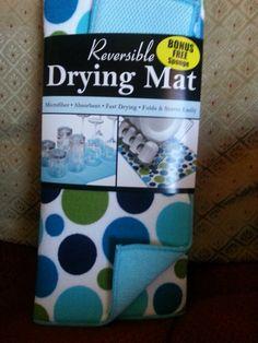 Drying mat- bought