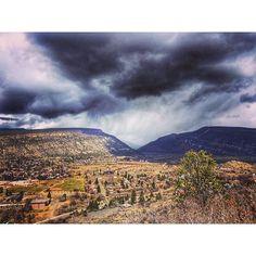 Views of the Animas Valley