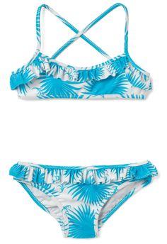 RUFFLE BIKINI  2013 Spring & Summer Milly Collection