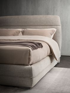 Mandarine #flou #design #interiordesign #homedesign #italiandesign #bed