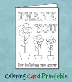 16 Best Teacher Thank Yous Images Printable Thank You Cards