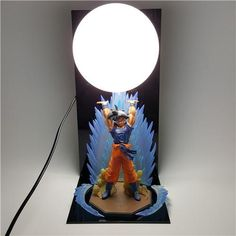 Led Lamps Led Table Lamps Orderly New Seven Dragon Ball 3d Lights Colorful Remote Touch 3d Nightlight Usb Led Table Lamps 7 Color Change Desk Lamp