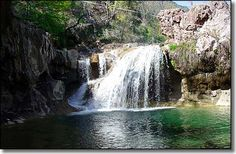 To those of you who think that Arizona is just a hot, dry, desert. This is a little place called Fossil Creek near Camp Verde, AZ. So beautiful!