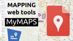 Come usare Google My Maps? Quanto lo usate?