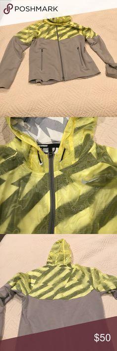 Men's Nike jacket Men's Nike running jacket size medium Nike Jackets & Coats Performance Jackets