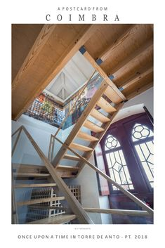 #turismouc #apostcardfromcoimbra #vitormurta #torredeanto Stairs, Home Decor, Tourism, Stairway, Decoration Home, Room Decor, Staircases, Home Interior Design, Ladders
