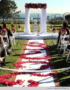 25 Outdoor Wedding Ceremony Decoration Ideas | Nigerian Wedding