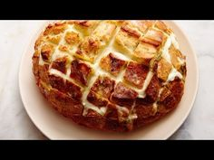 (2) Cheesy pull-apart bread | All You Need Is Cheese - YouTube
