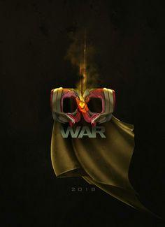 #Infinitywar #Vision