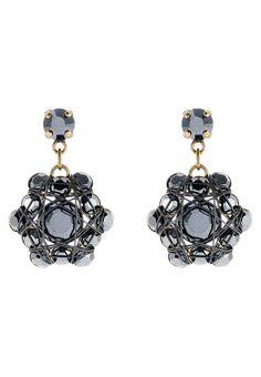 Konplott - KONPLOTT - Earrings - black