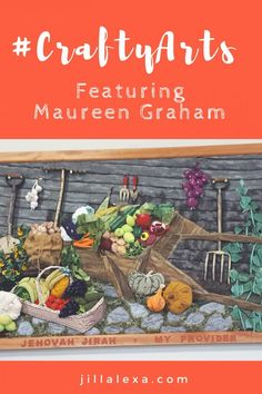 Meet our first Maureen Graham. She sews, crafts and paints. Creative People, Handmade Art, Graham, Arts And Crafts, Art Quilting, Meet, Crafty, Quilts, Artist
