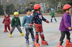 #Kids on roller-blades - get more fun tips for kids